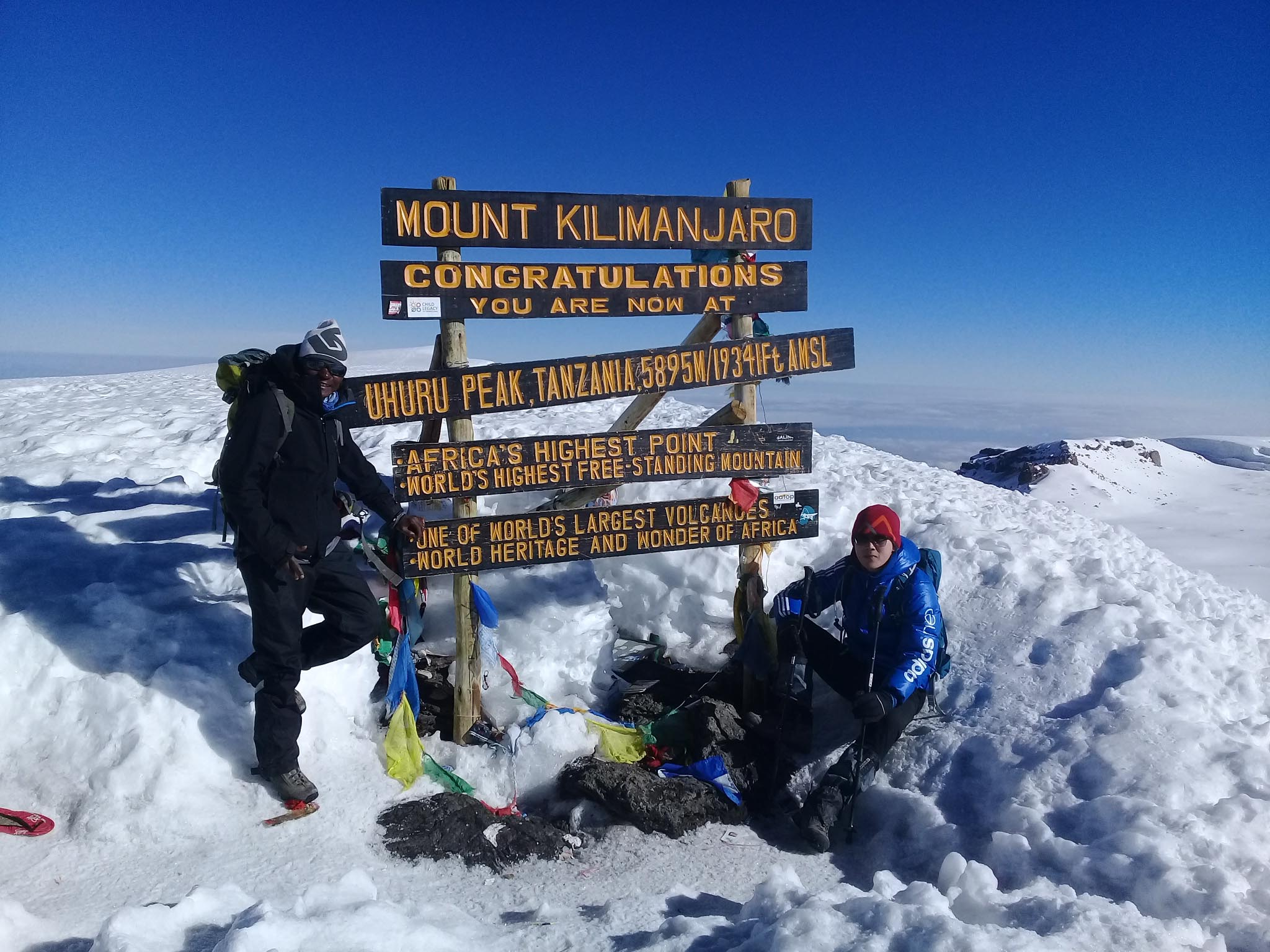 6 Days Machame Route Kilimanjaro Climbing