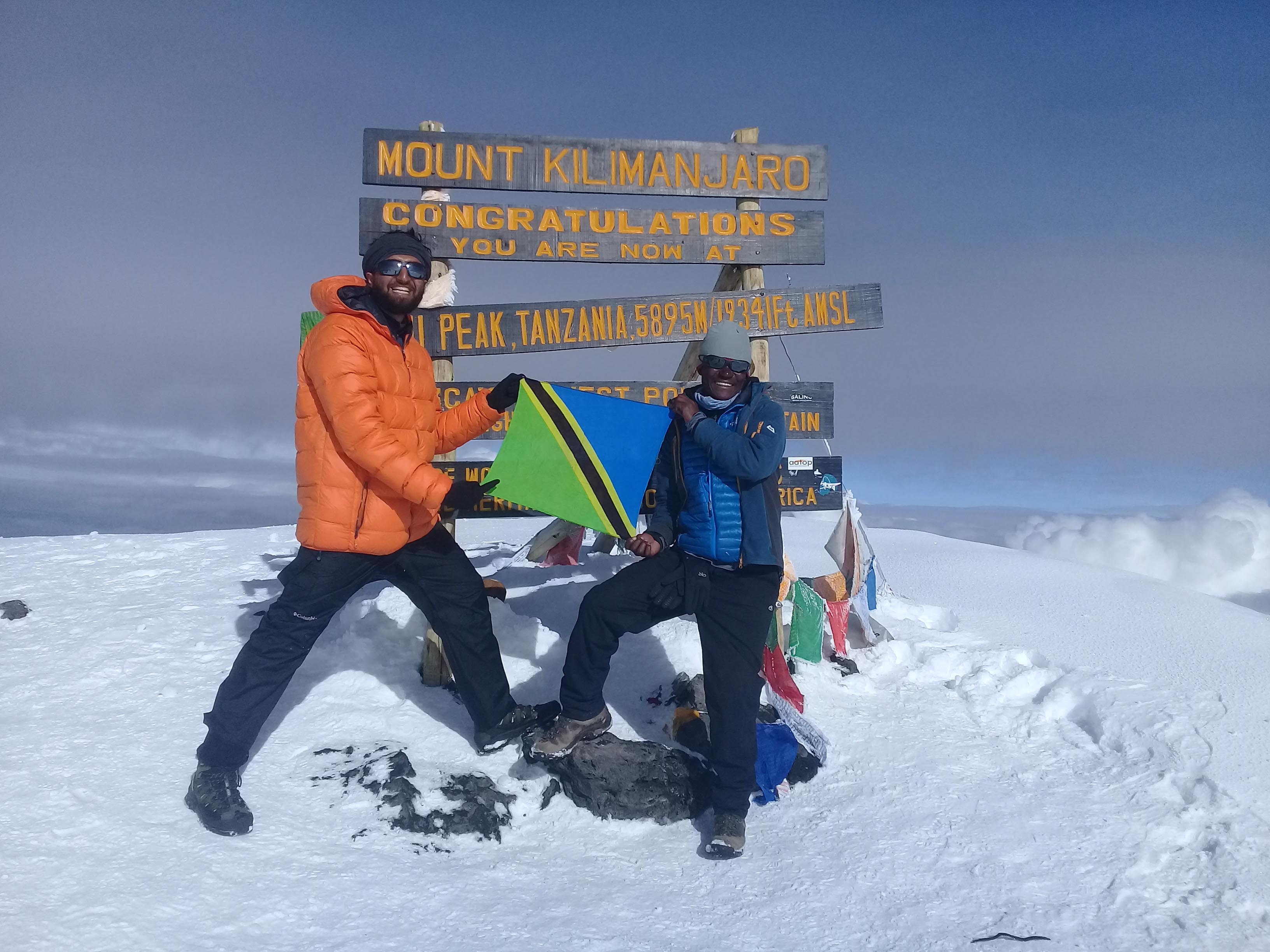 7 Days Machame Route Kilimanjaro Climbing