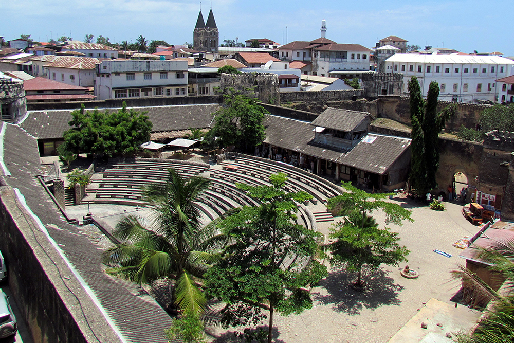 Day Trip to  City Tour of Stone Town
